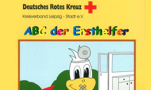 Support of the German Red Cross